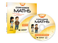 COMPAGNON MATHS CM1 - CD RESSOURCES