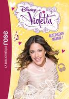 Violetta 17 - Destination Madrid !