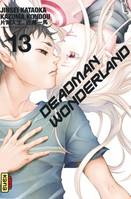 13, Deadman wonderland, Tome 13
