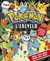 Pokémon, Pokemon - L'encyclo NED 2017
