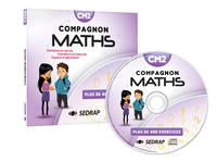 COMPAGNON MATHS CM2 - CD RESSOURCES