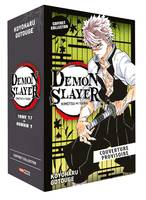 Demon Slayer - Coffret (T17 + Roman N°01)