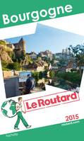 Guide du Routard Bourgogne 2015