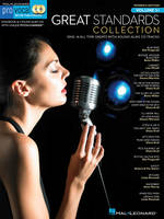 Great Standards Collection, Pro Vocal Women's Edition Volume 51