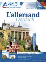 L'allemand / pack CD