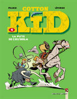 4, COTTON KID - TOME 4 : LA PISTE DE CHISHOLM