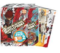 Blood Blockade Battlefront - Starter Pack T01 à T03