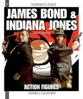 4.JAMES BOND/INDIANA JO