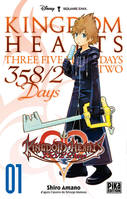 Kingdom hearts, 358-2 days, Kingdom Hearts 358/2 Days T01, 01