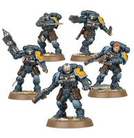 Space Wolves - Molosses de Morkaï