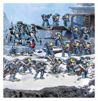Space Wolves - Patrouille