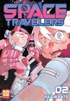 Space Travelers T02