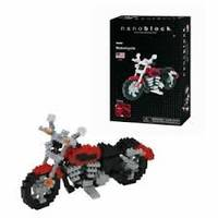 MOTORCYCLE // MIDDLE SERIES NANOBLOCK