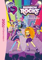 My Little Pony - Le roman du film - Equestria Rainbow Rocks