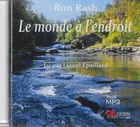 LE MONDE A L ENDROIT (CD MP3)