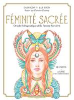 FEMINITE SACREE - ORACLE THERAPEUTIQUE DE LA FEMME SORCIERE