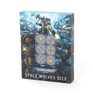 Pack de dés Space Wolves
