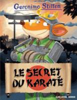 65/LE SECRET DU KARATE  ( ED.2016 )