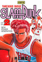 Slam Dunk., 2, SLAM DUNK T2, new power generation