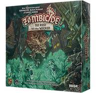 ZOMBICIDE BLACK PLAGUE - BOITE - EXTENSION - NO REST FOR THE WICKED (SAISON 2)