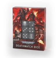 Pack de dés Deathwatch