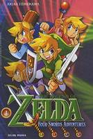The legend of Zelda, four swords adventures, 1, Zelda T08 Four sword adventure 1