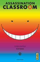 10, Assassination classroom