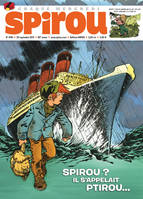 Journal Spirou - Tome 4145 - N°4145
