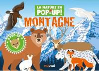 NATURE - POP-UP  - MONTAGNE