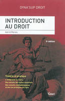 Introduction au droit : 3eme edition