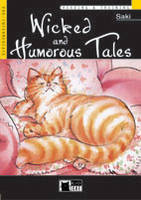 WICKED AND HUMOROUS TALES+CD B2.1, Livre+CD
