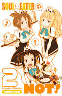 2, Soul Eater Not ! - Tome 2 - Vol2