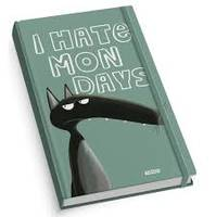 Carnet du loup - I hate mondays