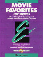 Essential Elements - Movie Favorites for Strings, Conductor + CD