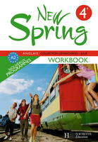New Spring anglais 4e LV1 - Workbook - Edition 2008, Ex