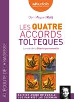 Les quatre accords Toltèques, 1 CD Mp3