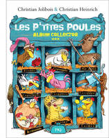 3, Les p'tites poules, album collector