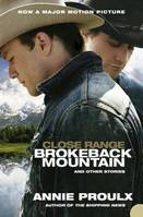 Brokeback mountain and other stories, Livre