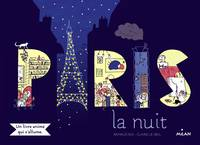 Paris la nuit