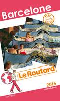 Guide du Routard Barcelone 2015