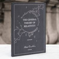 The general theory of relativity, Manuscript