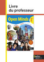 Open Minds 1re toutes séries B1-B2