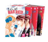 Let's Get Married! - Lovely Pack T01 à T03