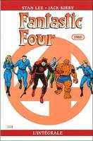 4, 1965, FANTASTIC FOUR INTEGRALE T04 1965