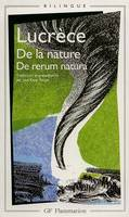 De la nature, Re rerum natura