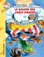 Geronimo Stilton, 2, Le galion des chats pirates nº2