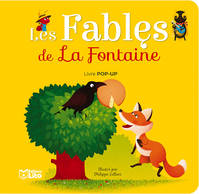 Livre pop-up, Les fables de La Fontaine