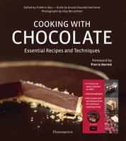 Cooking with chocolate, Essential recipes and techniques