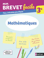 Mon Brevet facile - Maths 3e