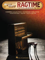 Ragtime Classics, E-Z Play Today #33